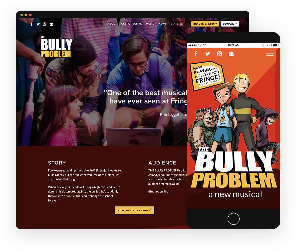Project: The Bully Problem